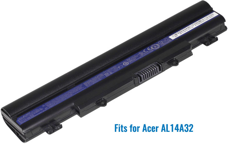 replacement Acer Aspire E5-572 battery