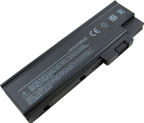 replacement Acer Aspire 5002WLMI battery