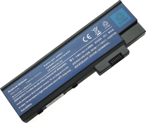 replacement Acer Aspire 5601WLMI battery