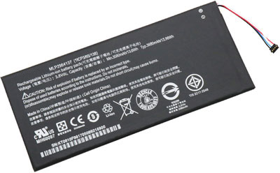 Battery for Acer KT.0010Z.001 laptop